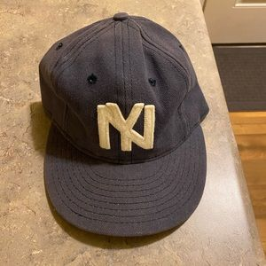 J. Crew Ebbets Field 1935 Brooklyn Eagles Hat